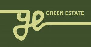 company logo for Green Estate Timber Recycling based in Sheffield South Yorkshire where we collect and recycle pallets for sale as timber in our shop